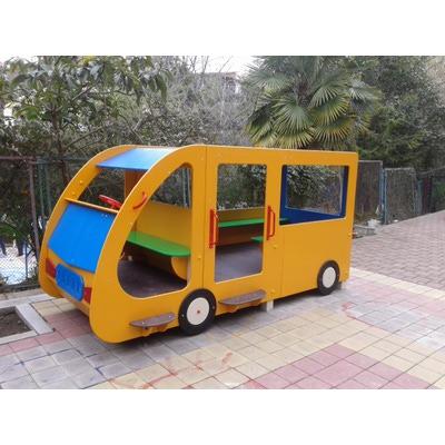 Игровой элемент Автобус (фото, вид 1)
