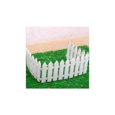 Заборчик пластиковый (фото, вид 1)