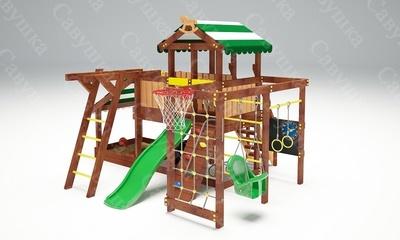 Детская площадка Савушка Baby-13 (Play) (фото, вид 2)