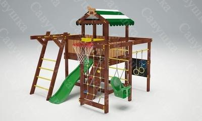 Детская площадка Савушка Baby-5 (Play) (фото, вид 2)