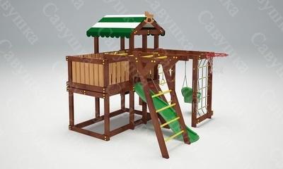 Детская площадка Савушка Baby-5 (Play) (фото, вид 3)