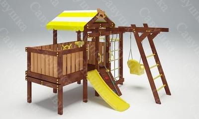 Детская площадка Савушка Baby-2 (Play) (фото, вид 2)