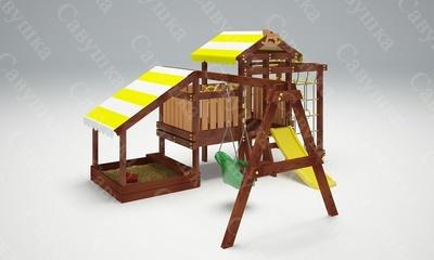 Детская площадка Савушка Baby-12 (Play) (фото, вид 1)