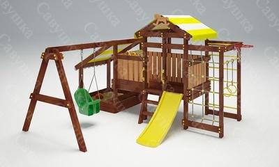 Детская площадка Савушка Baby-12 (Play) (фото, вид 2)