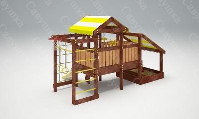 Детская площадка Савушка Baby-12 (Play) (фото, вид 3)