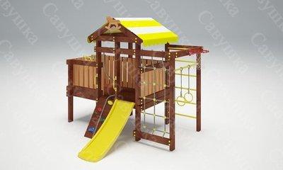 Детская площадка Савушка Baby-3 (Play) (фото, вид 1)
