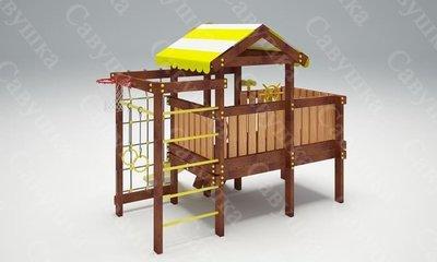 Детская площадка Савушка Baby-3 (Play) (фото, вид 2)
