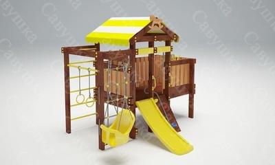 Детская площадка Савушка-Baby - 6 (Play) (фото, вид 1)