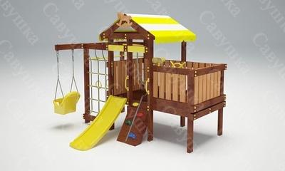 Детская площадка Савушка-Baby - 6 (Play) (фото, вид 2)