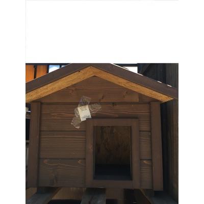 Будка № 1 утепленная (фото, вид 1)