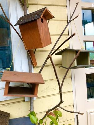 Собственное производство Кормушка для птиц (фото, вид 2)