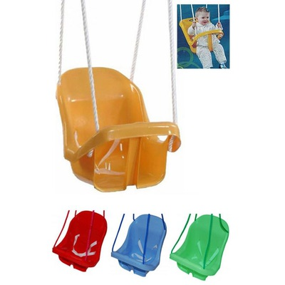 Качели детские пластиковые