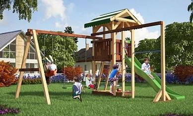 Детская площадка Савушка 6 (фото)