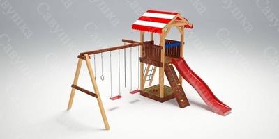 Детская площадка Савушка-5 (фото)