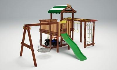 Детская площадка Савушка Baby-15 (Play) (фото)