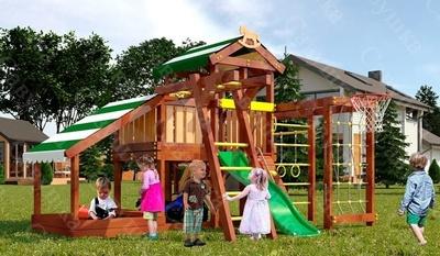 Детская площадка Савушка Baby-13 (Play) (фото)