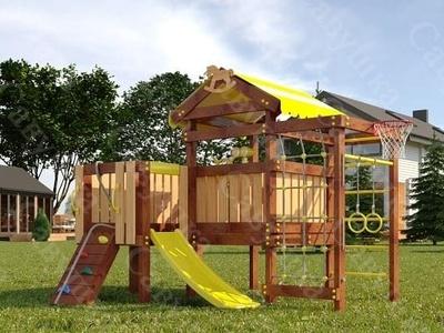 Детская площадка Савушка Baby-7 (Play) (фото)