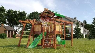 Детская площадка Савушка Baby-5 (Play) (фото)