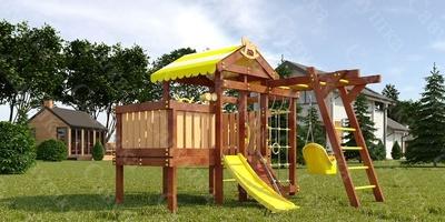 Детская площадка Савушка Baby-2 (Play) (фото)