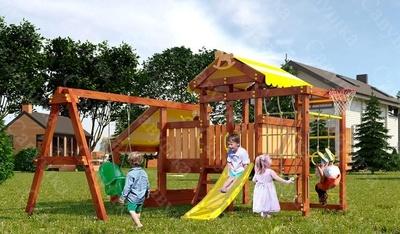 Детская площадка Савушка Baby-12 (Play) (фото)