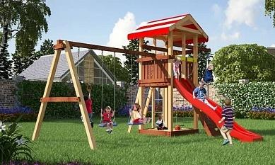 "Детская площадка ""Савушка 8"" (фото)"