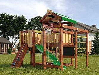 Детская площадка Савушка-Baby - 8 (фото)