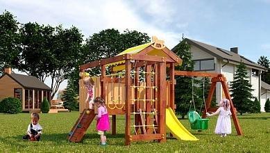 Детская площадка Савушка-Baby - 11 (Play) (фото)