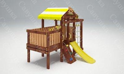 Детская площадка Савушка Baby-3 (Play) (фото)