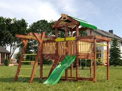 Детская площадка Савушка-Baby - 4 (Play) (фото)