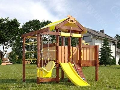Детская площадка Савушка-Baby - 6 (Play) (фото)