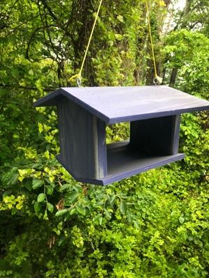 Собственное производство Кормушка для птиц (фото)