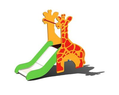 "Горка ""Жираф"""
