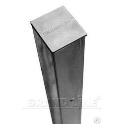 Столб 65*55*1500мм цинк