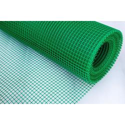 Сетка пластиковая 12*12 ярко-зеленая 1*20