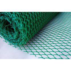 Сетка пластиковая 18*23 темно-зеленая 1,8*15