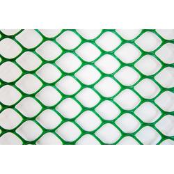 Сетка пластиковая 23*27 темно-зеленая 2,0*20