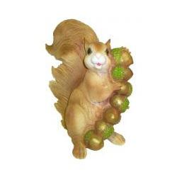 Белка с орешками В-32см