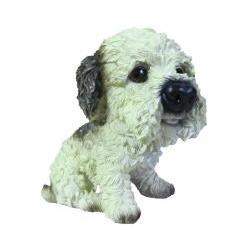 Собачка Болонка В-24см