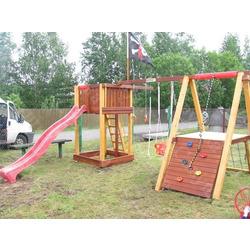 Детская Игровая Площадка Савушка 3