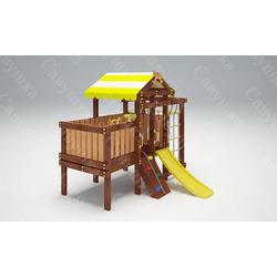Детская площадка Савушка Baby-3 (Play)