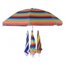 Зонт разноцветный, 2,0м.