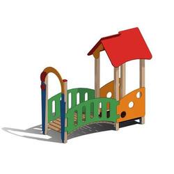 Детский домик ДМ-5