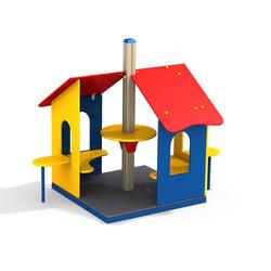 Детский домик ДС-3