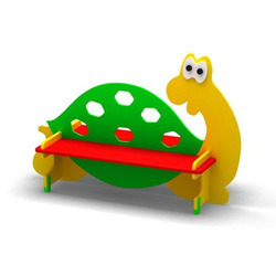 """Скамейка детская """"Черепаха"""""""
