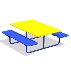 "Стол+скамейки ""Крокус"""