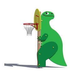 """Стойка баскетбольная """"Динозаврик"""""""