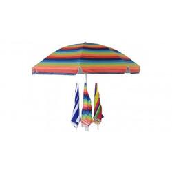 Зонт 1,8м разноцветный