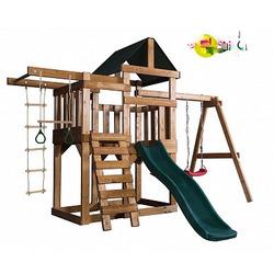 Деревянная детская площадка Babygarden Play 6