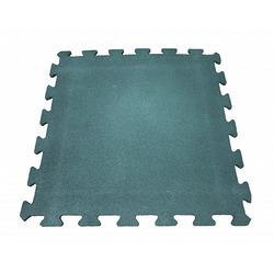 Резиновая плитка пазлы 95*95*15